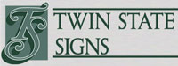 Twin state signs