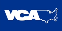VCA brown logo