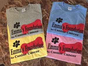 Emmas Foundation Tshirts