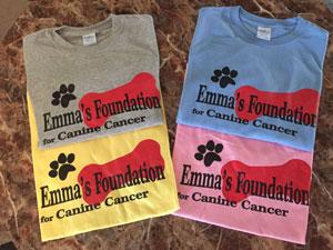 Emmas Foundation Tshirts