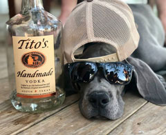 Tito's for Dogs