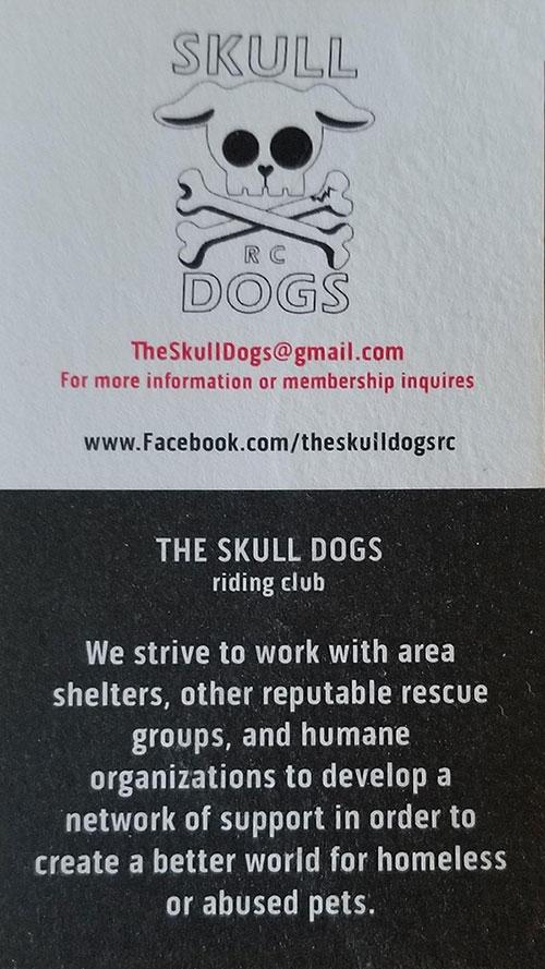 skull dogs riding club